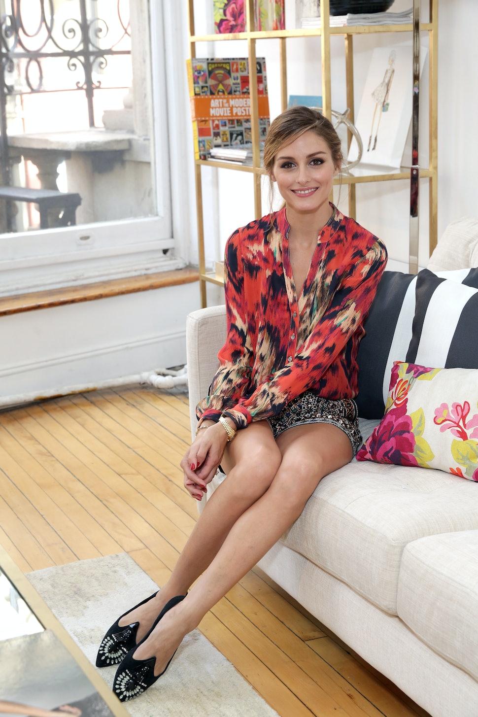 Olivia Palermo Married Johannes Huebl In A Stunning Carolina Herrera Dress