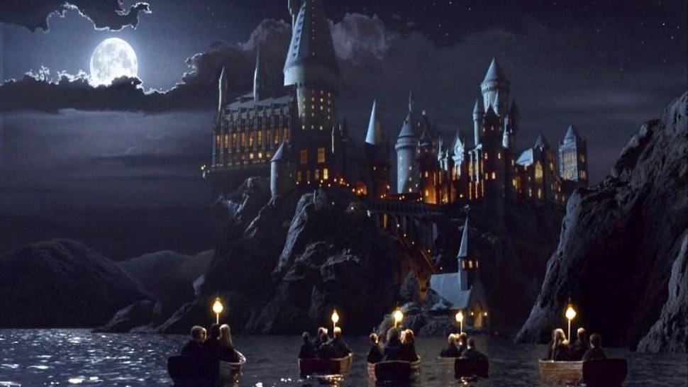 Resultado de imagen para hogwarts castle