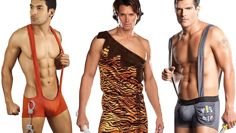sexy male halloween costume ideas