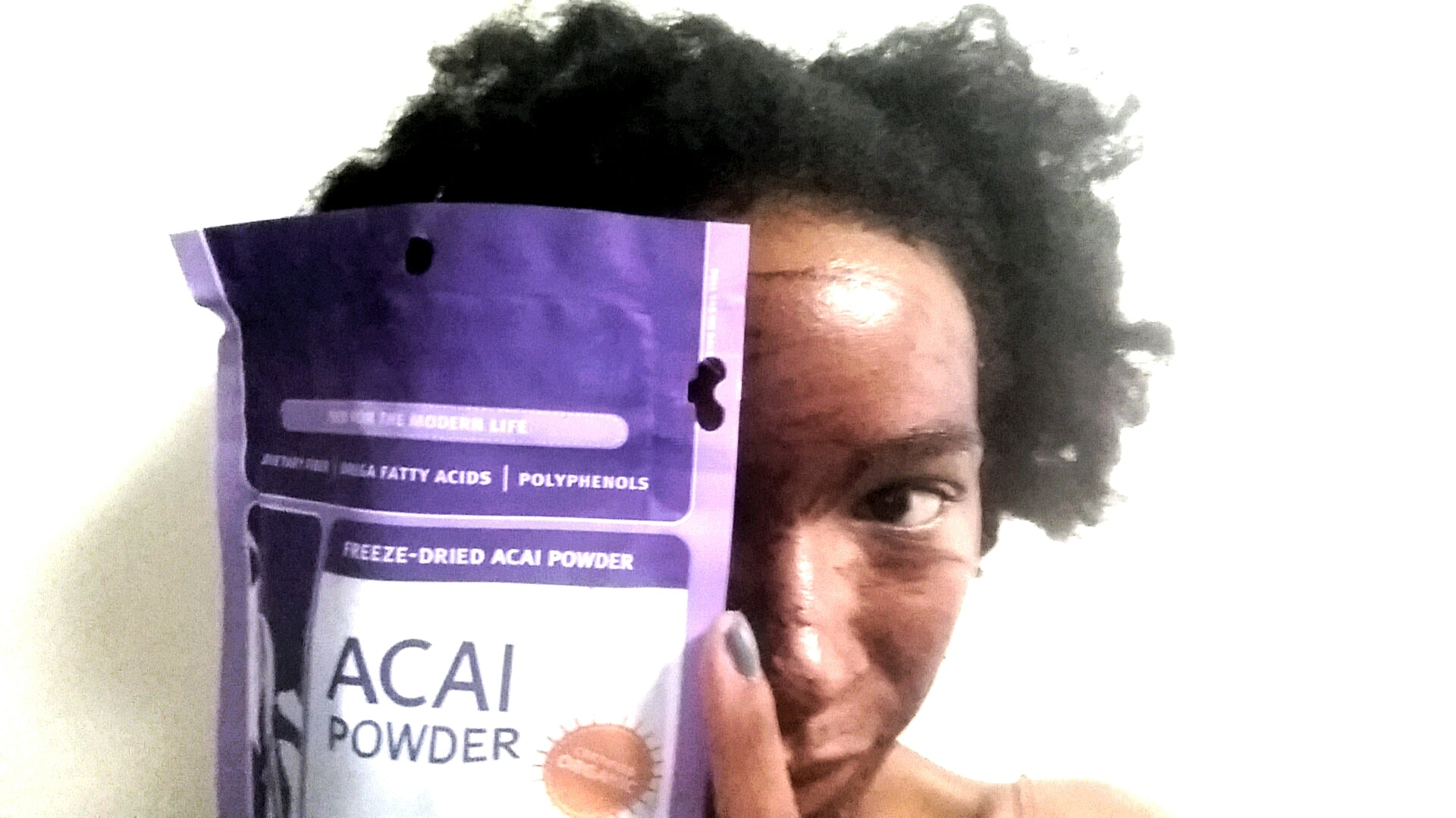 Acai Before After Acaiberry Adonai Get Serious Berry Benefits For Hair Skin With These Beauty Diys To At Home