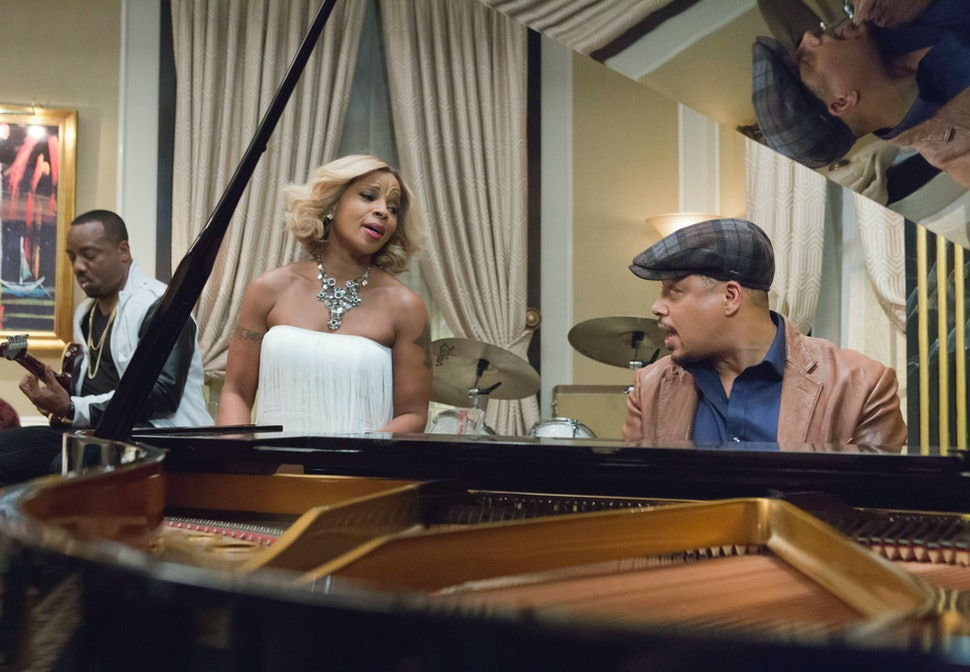 Image result for mary j. blige empire images