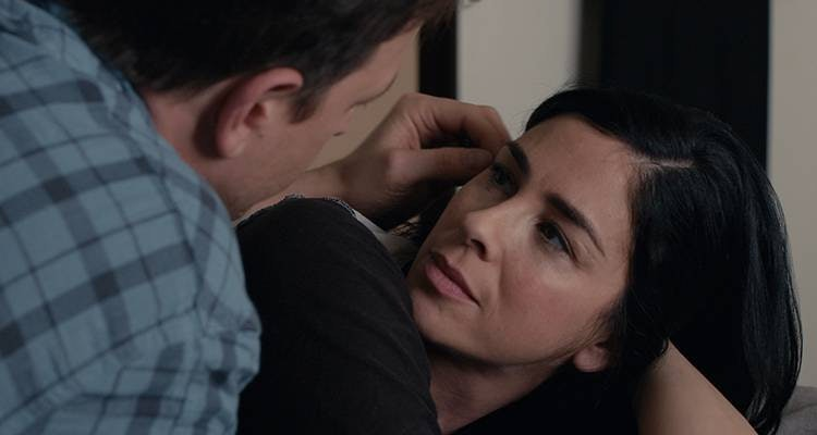 Watch Sarah Silverman Be Soothed By Josh Charles In New Movie I Smile Back Exclusive Clip