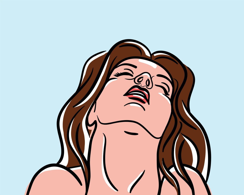 Fat naked women art