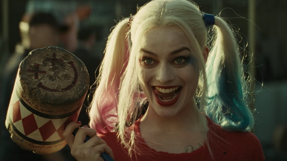 Harley Quinn The Joker S Tattoos In Suicide Squad Ranked