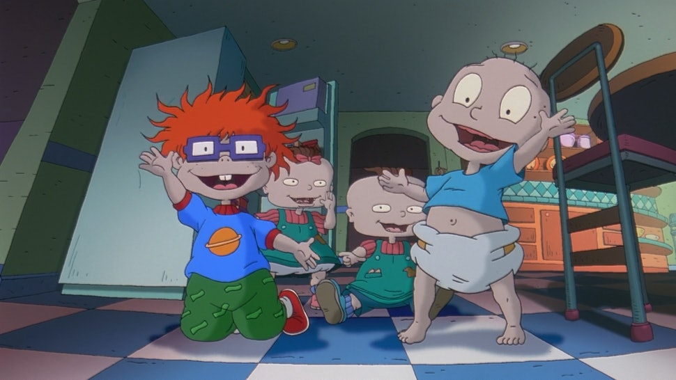 This Rugrats Fan Theory Is Dark Af So