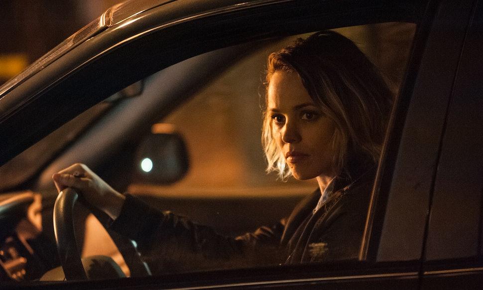 What Does Antigone Mean For True Detective Rachel Mcadams
