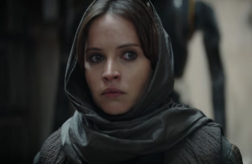 Is Rogue Ones Jyn Erso Connected To Luke Skywalker Maybe If