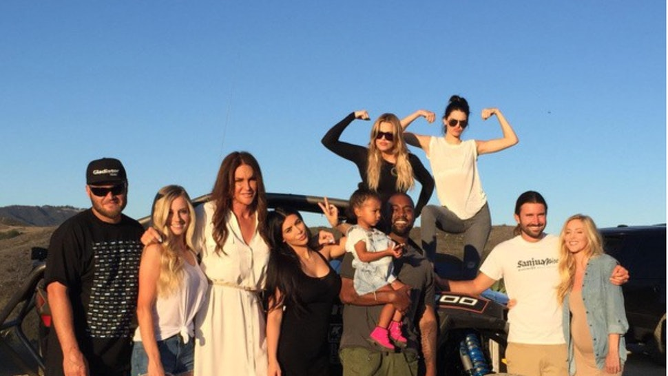 A Kardashian Jenner Family Tree Now That Another Jenner Baby Is On