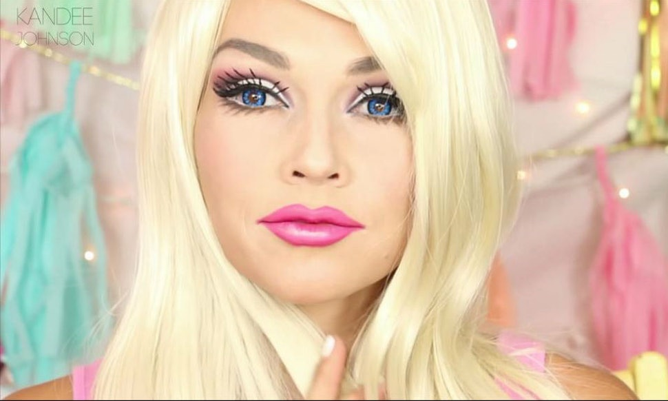 Barbie Makeup Tutorial By Kandee Johnson Shows You How To Get That