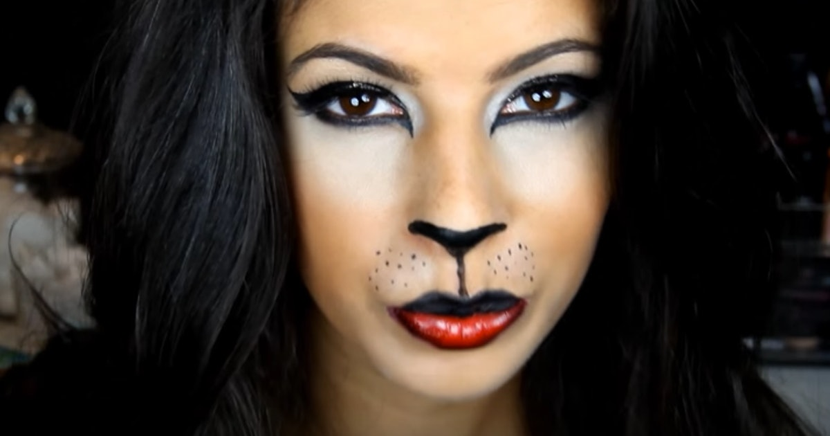 11 Easy Cat Makeup Tutorials
