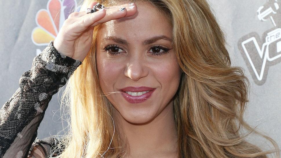 Shakira Clarifies Comment About Boyfriend Gerard Pique Being