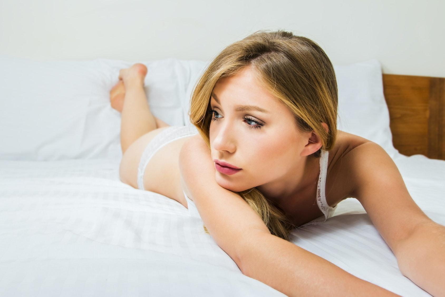 Sexuality afraid to orgasm