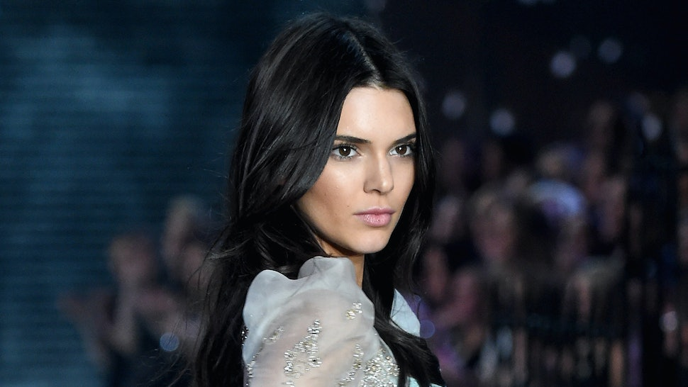Steal Kendall Jenners Victorias Secret 2015 Fashion Show Hair