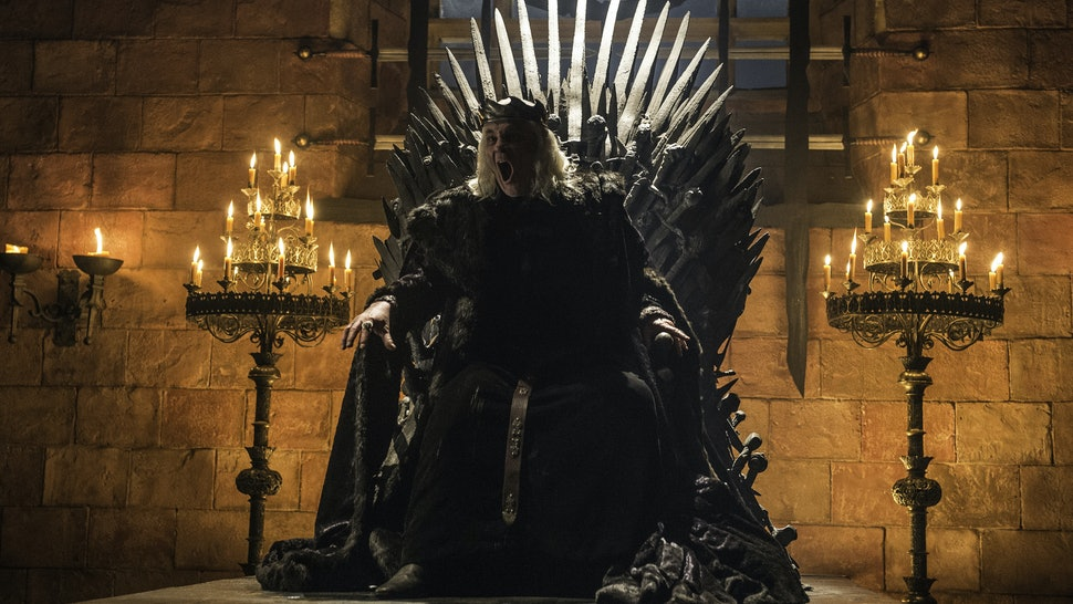 Why Did King Aerys Targaryen Go Mad On 'Game Of Thrones