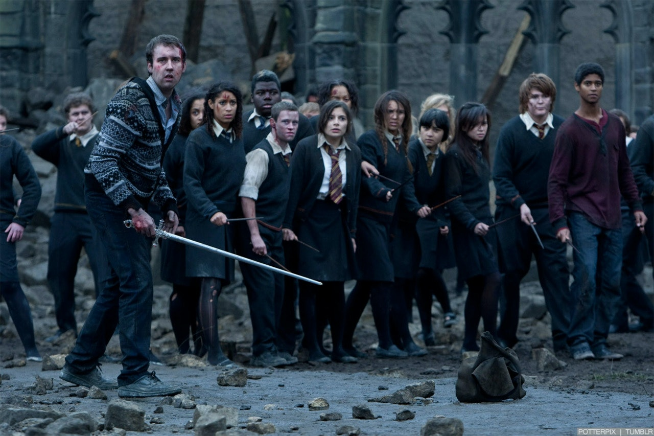 17 Emotional Reactions To 'Harry Potter And The Deathly Hallows ...