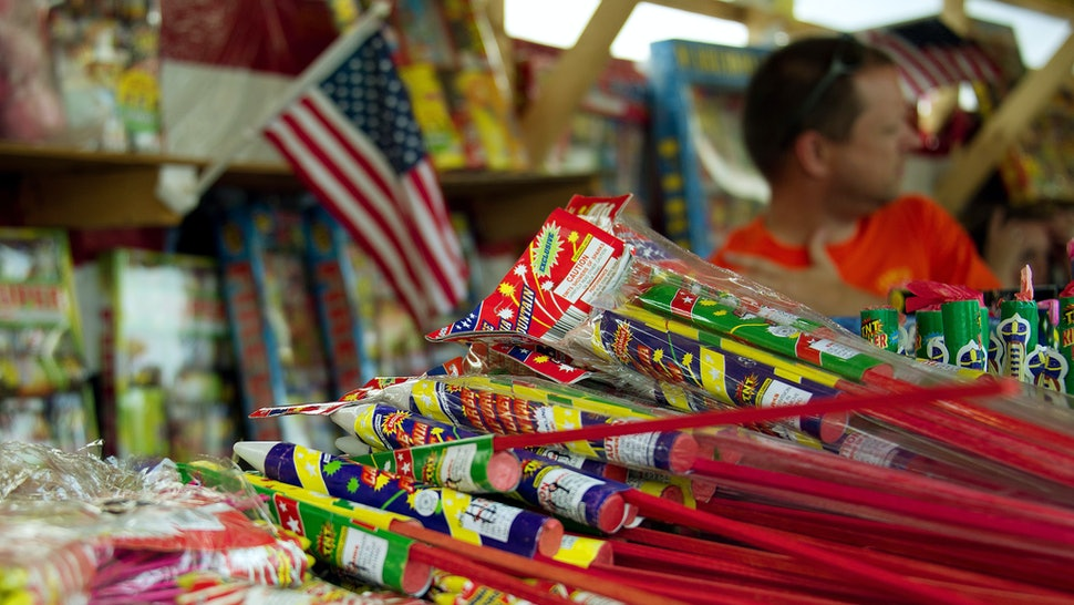 Where Are Fireworks Legal? Sadly, Few States Allow Big, Aerial ...