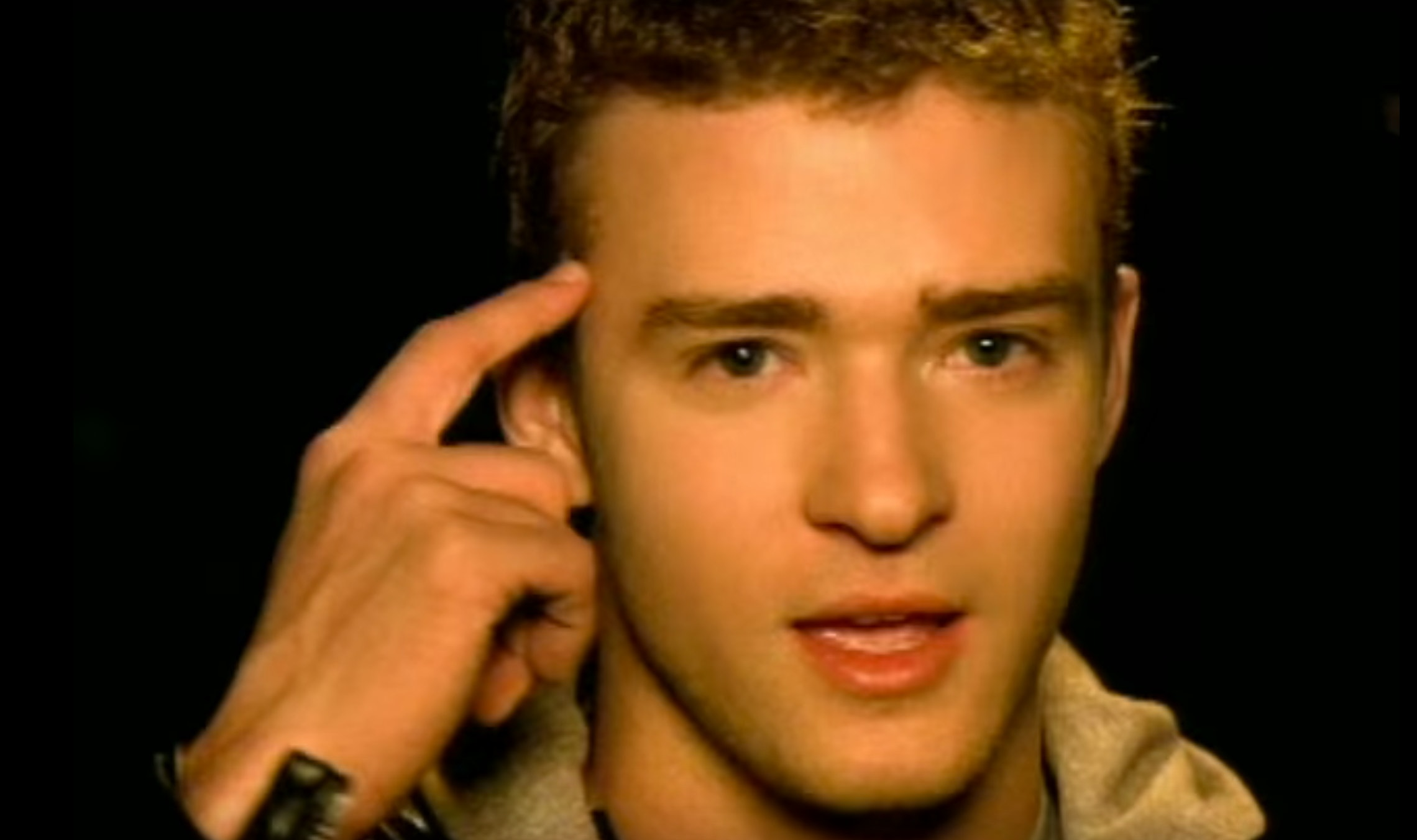 Justin timberlake fall in love with you