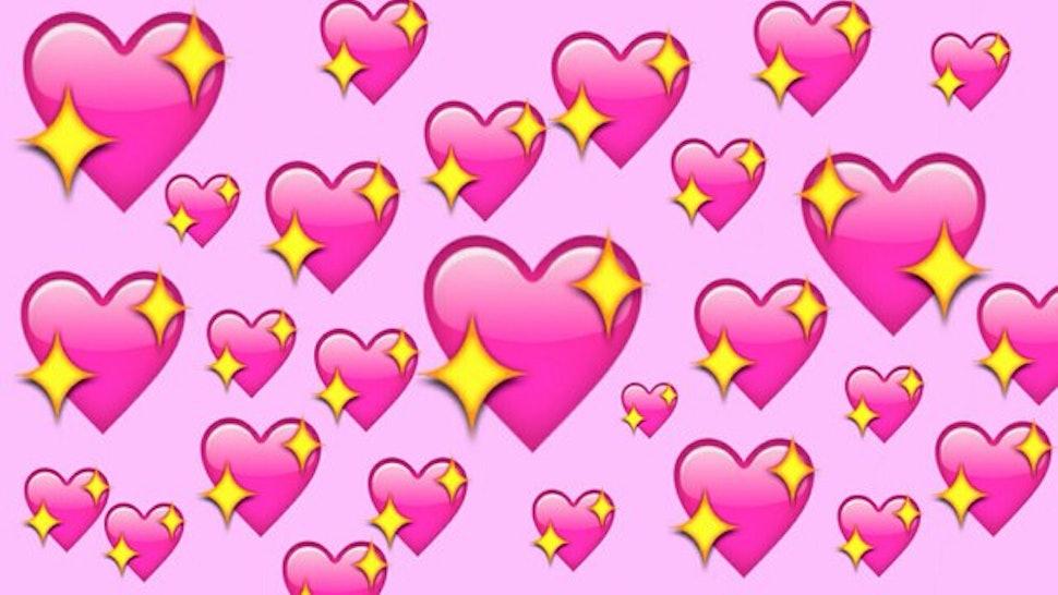 What Does Each Emoji Heart Mean? Instagram Breaks It Down For Us