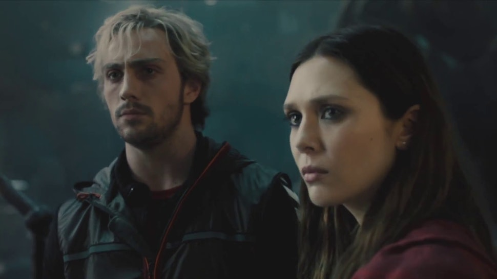 How Did Scarlet Witch & Quicksilver Get Powers In 'The