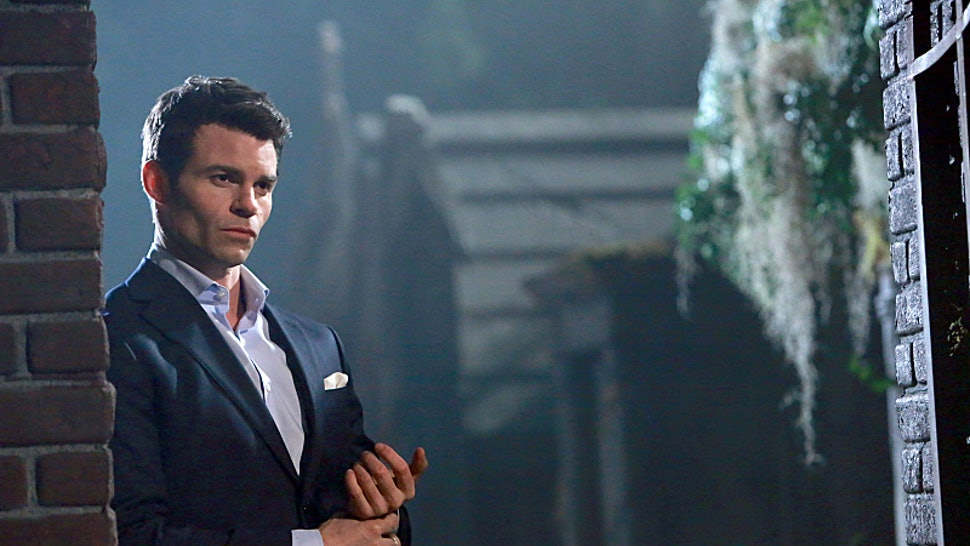 The 'TVD' & 'Originals' Crossover May Give Elijah The