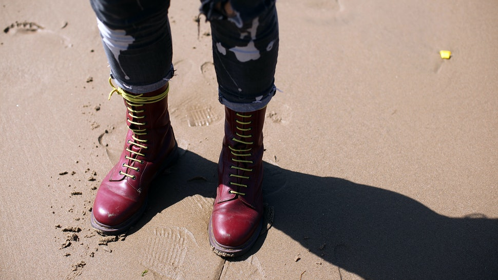 5d6c889f217 The History Of Dr. Martens And My Lifelong Love Affair With The Subcultural  Boot