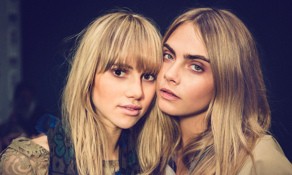 Lace Front Eyebrows Are The Key To Looking Like Cara Delevingne