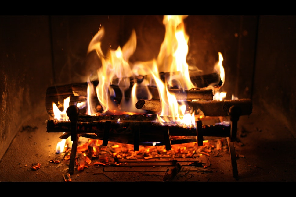 What Channel Is The Yule Log On Where To Find The Digital Fireplace