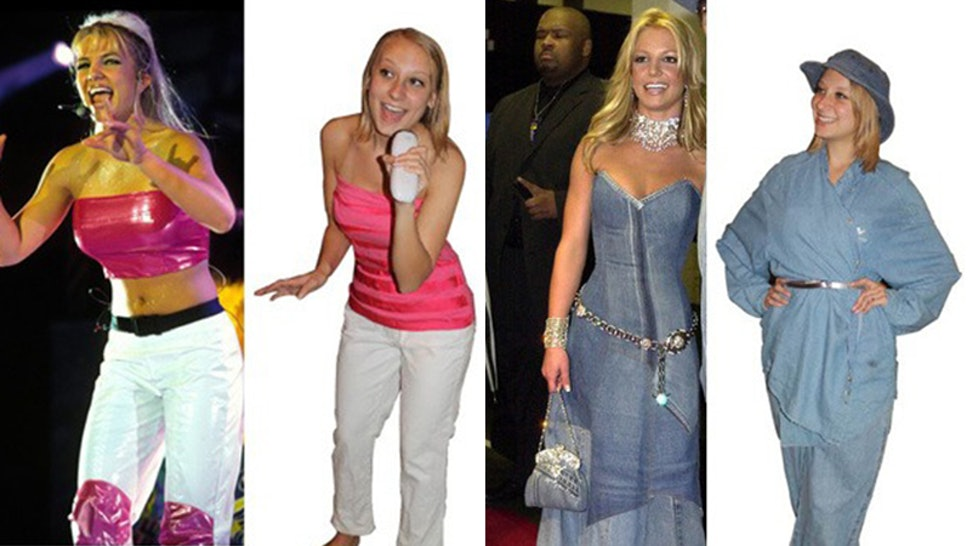 bc014203b533 I Recreated 7 Britney Spears' Outfits From The 2000s And It Was The Best  Way I've Ever Spent A Weekend