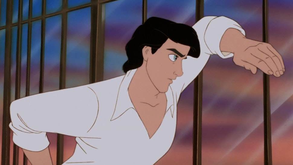 5 Reasons Prince Eric From The Little Mermaid Was Actually The Worst