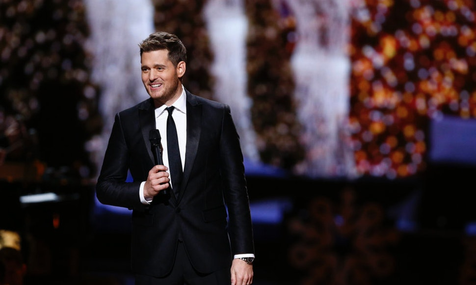 Is Michael Bublé\'s \'Christmas in New York\' Special Live? It Seems ...