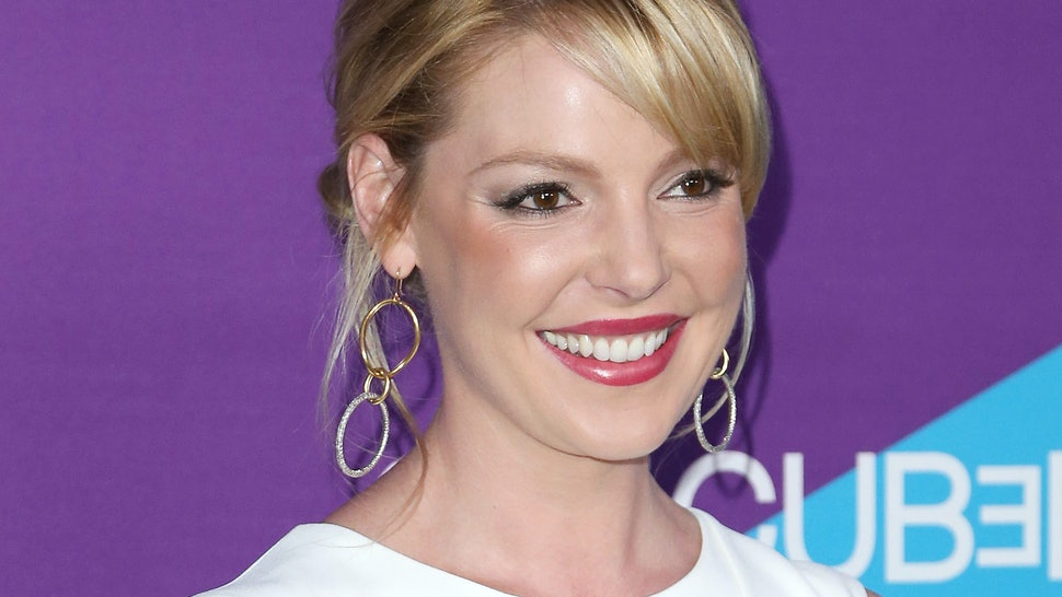 Katherine Heigl's Experience with the Word
