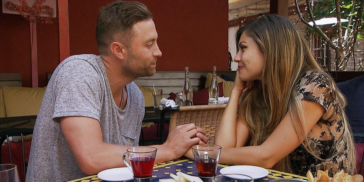 Are britt and brady still dating the bachelorette