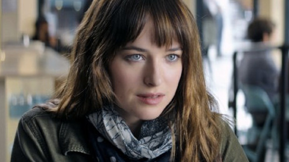 11 Times 'Fifty Shades Of Grey' Was Just Like 'Twilight', Lip Biting