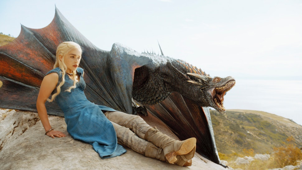 What Did Game Of Thrones Daenerys Name Her Dragons Get To Know