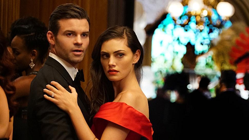 Image result for Elijah and Hayley ~ The Originals