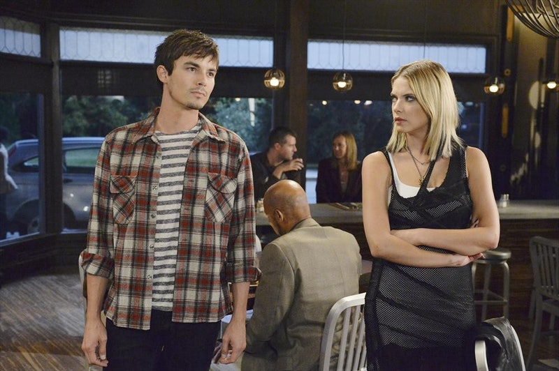 How Did Ravenswood Change Caleb Pll Is Bearing The Consequences Of The Canceled Show