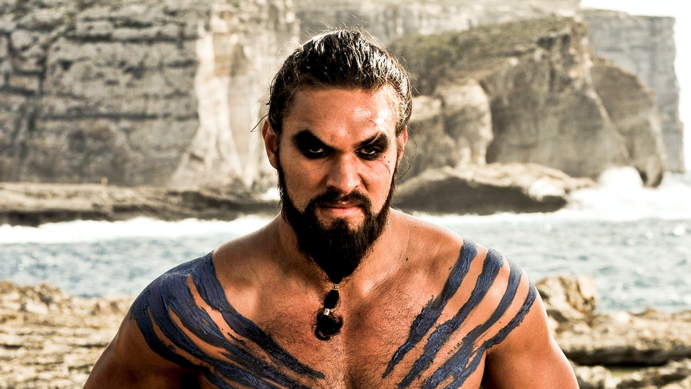 12 Clues That Khal Drogo Is Azor Ahai On 'Game Of Thrones'