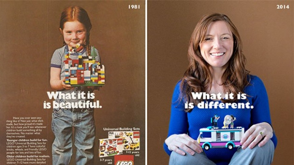3ba7d01c9e2 Little Girl From 1981 Gender Neutral Lego Ad Tells the Story in Her Own  Words