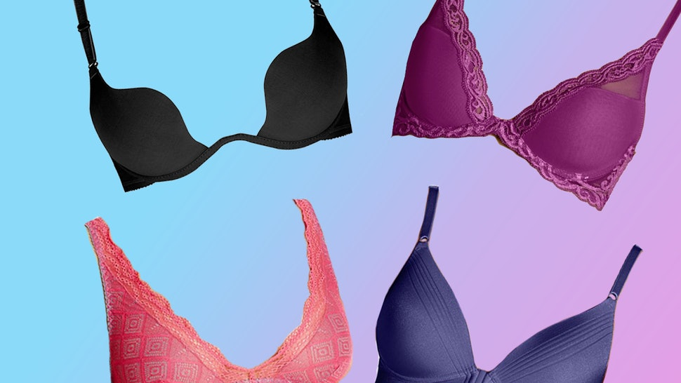 16e55fbcda5 13 Best Bras For Plunging Necklines