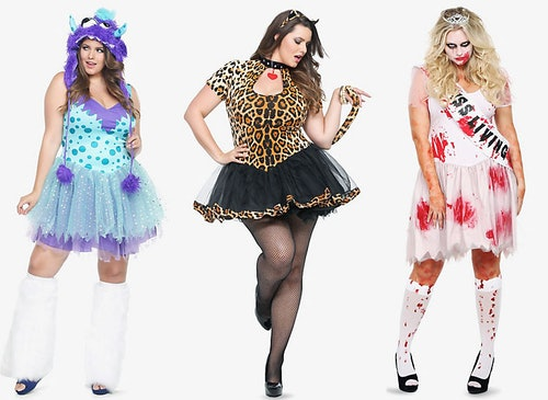22 cool plus size halloween costumes