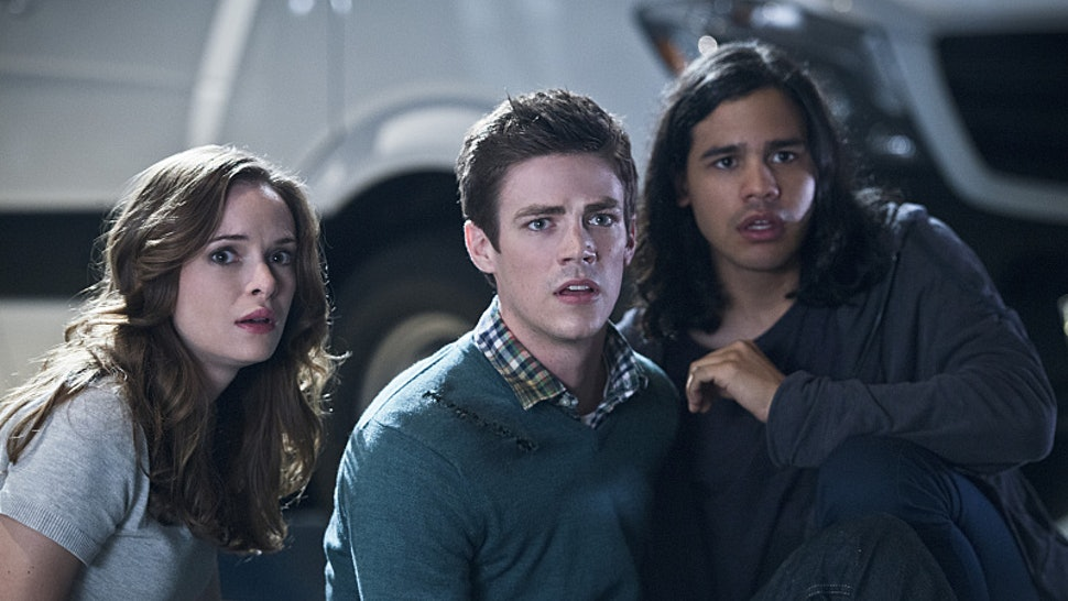 Will Barry Allen & Caitlin Snow Get Together on 'The Flash