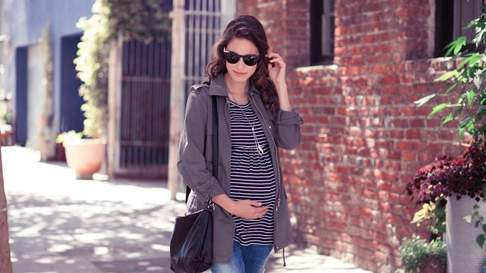 3a9daa3e1496b Luxury Brand Le Tote Now Lets You Rent Maternity Clothes For Less, So You  Can Look Even Better While Rocking That Bump
