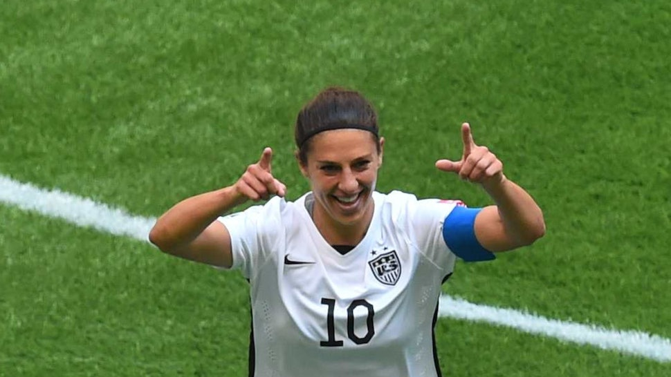 What s A Hat Trick   Why Is Everyone Saying Carli Lloyd Got One In The 2015  Women s World Cup  ecebc4337df