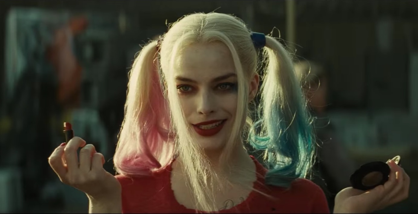 Harley Quinn S Costume In Suicide Squad Is A Major Change
