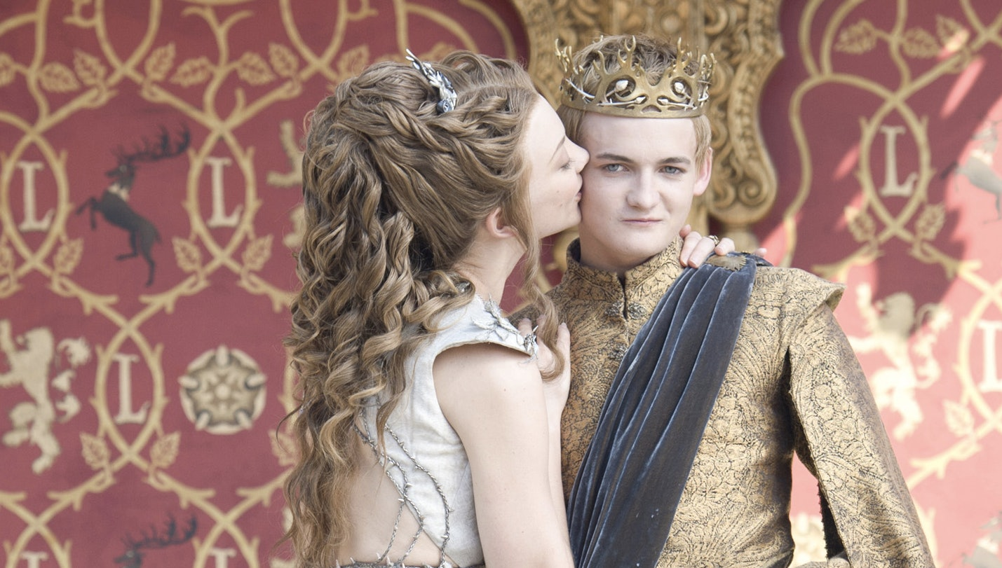 Game Of Thrones Joffrey Sex