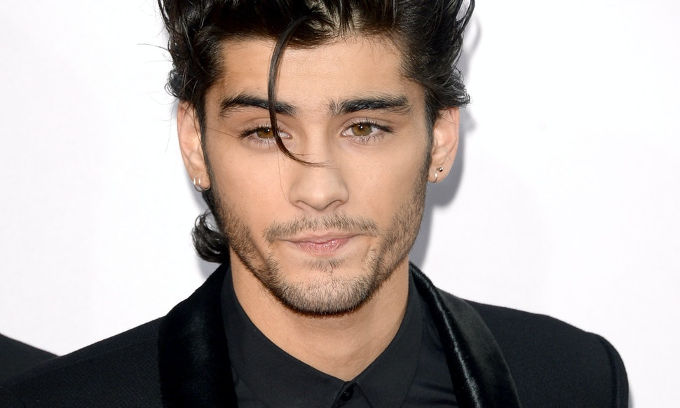 15 Zayn Malik Hair Photos That Show The Evolution Of His Luscious Locks Because You Know Youll Miss Man Bun