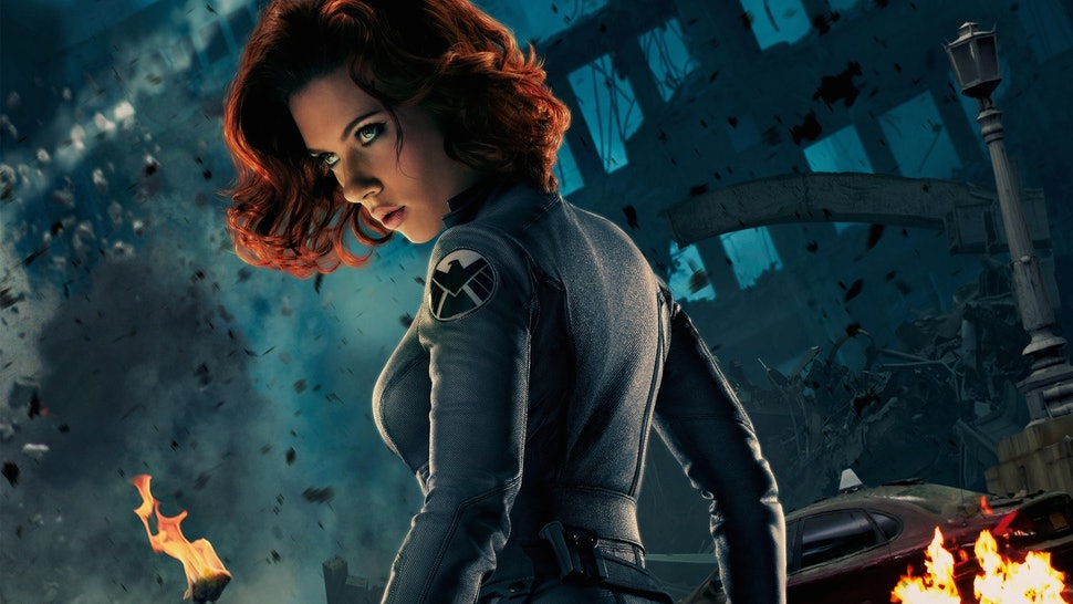 Who Does Black Widow Date In The Marvel Comics Like Many