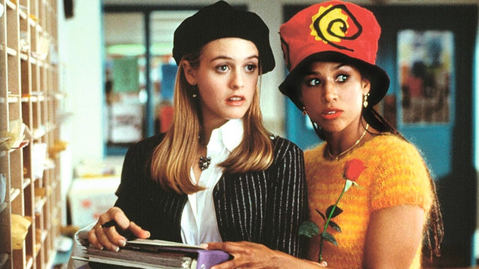 90s movies iconic clueless childhood decade teen movie female defined 1995 trouble bustle feb lackey emily