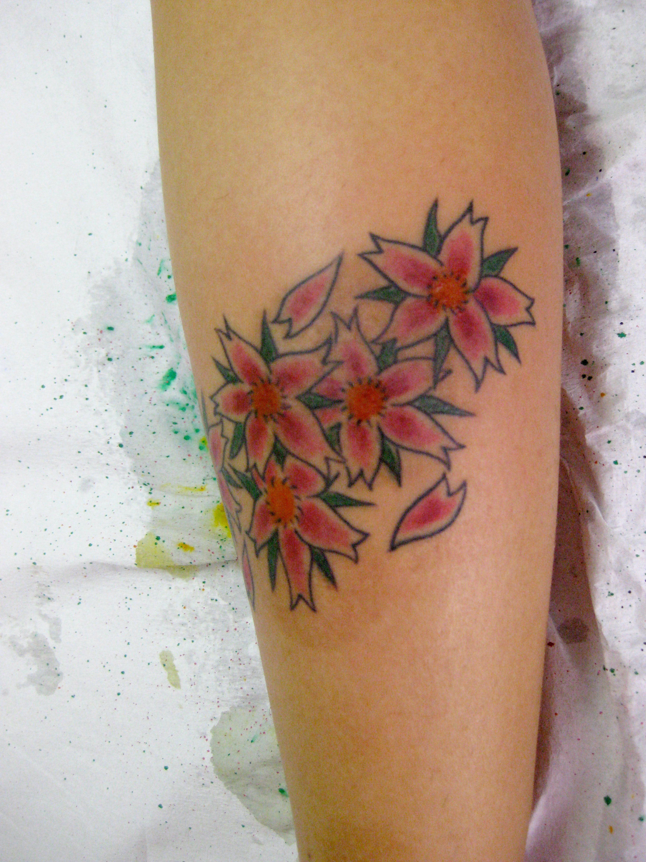 15 Pretty Flower Tattoos That Prove Floral Tattoos Arent Just About
