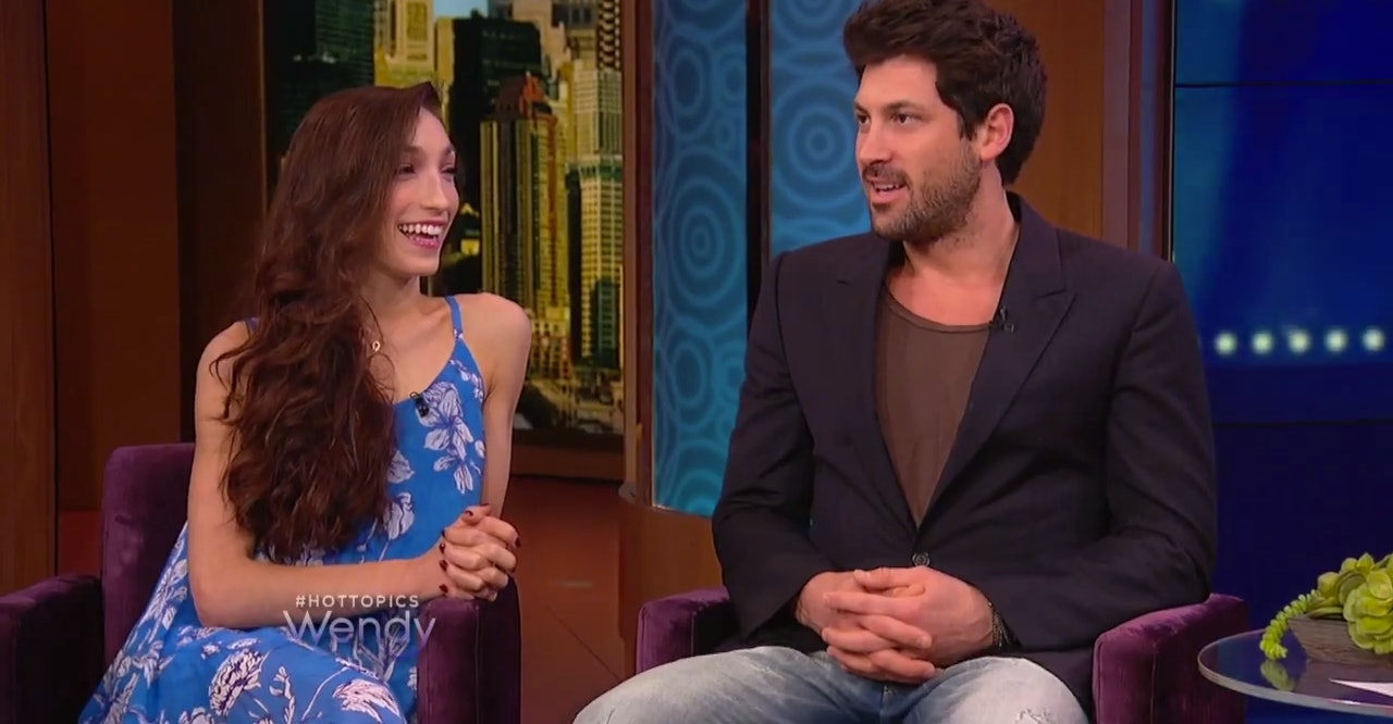 Meryl davis dating rumors